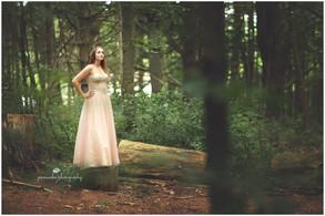 Hudson NY Senior Photographer | Kami's Trash the Dress session