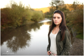 Pine Plains NY Senior Photographer | Sam's Mean Green Senior Session