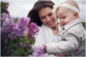 Hudson, NY Family Photographer | Sierra & Bristol's Mother's Day Session at Love Apple F