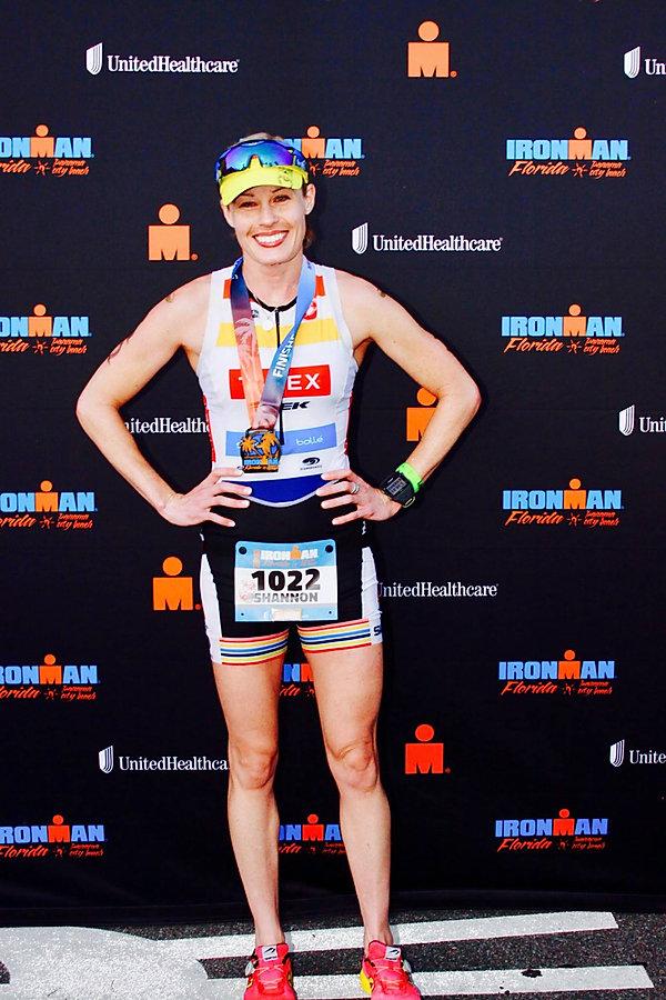 Shannon Coates Ironman Florida