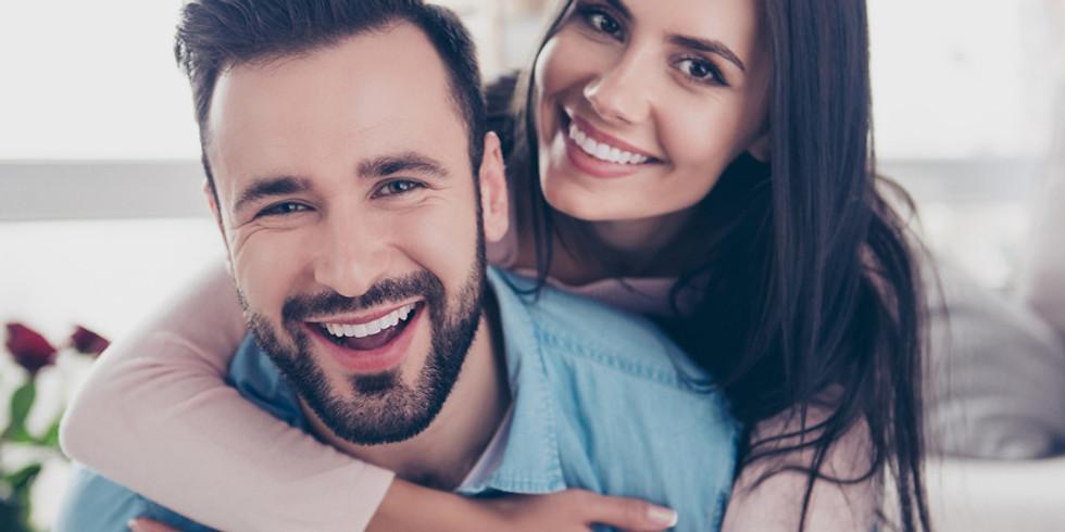 Nähe & Liebe in der Beziehung (Gruppenseminar max. 8 Paare)