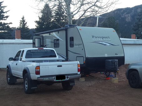 Living Lite: Cost of Living in a Travel Trailer