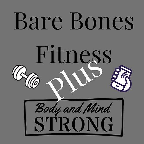 Bare Bones Fitness Plus