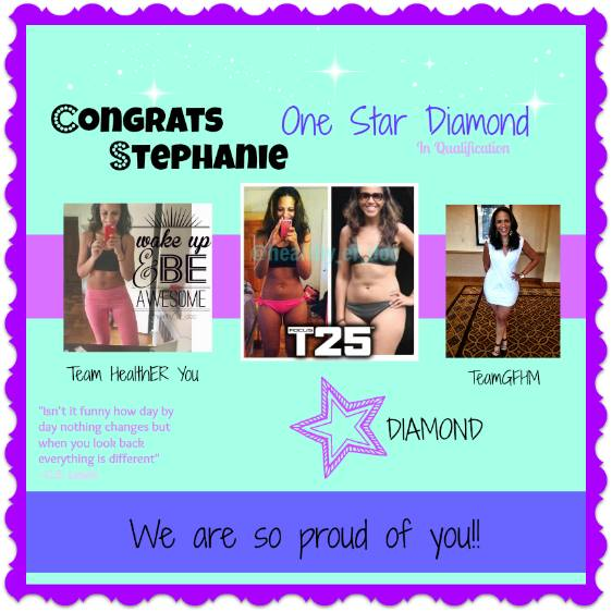 Facebook - Ahhh I'm SO Excited to share with you another Beachbody Rank Advancem