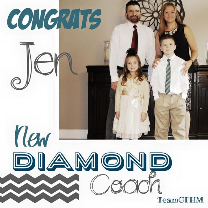 Facebook - Congratulations to this Beautiful Momma!! Jen was wanting more out of