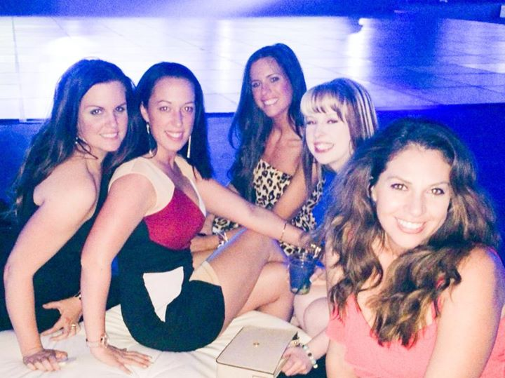 Facebook - A few of the #TeamGFHM Ladies last night after the Beachbody Celebration