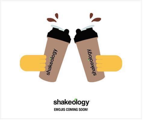 Cheers for Shakeology Energy