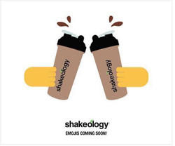 Cheers for Shakeology Energy