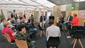 CIRCuIT exhibits at NordBau 2021