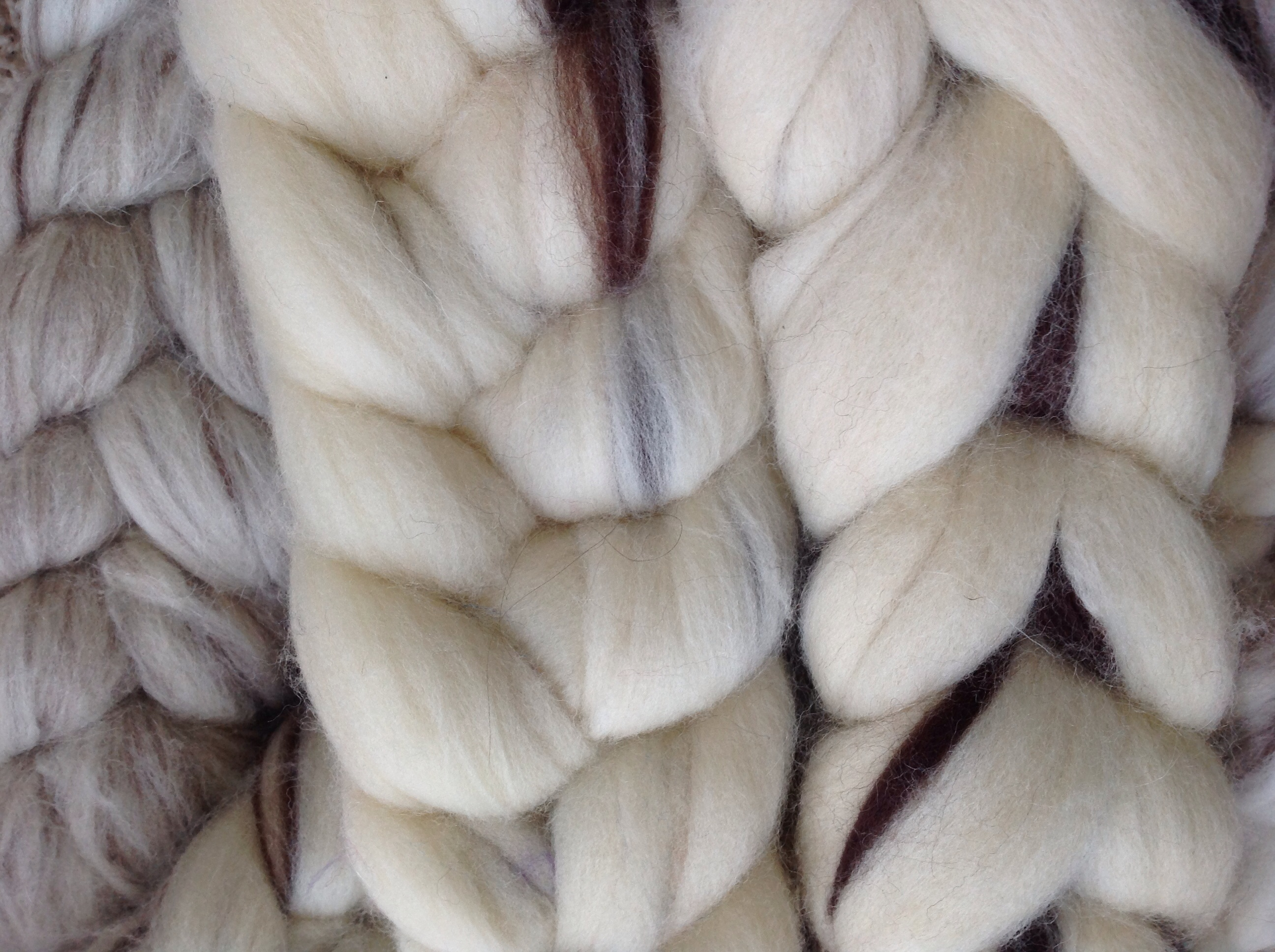 4 oz. Wool Roving $9.50