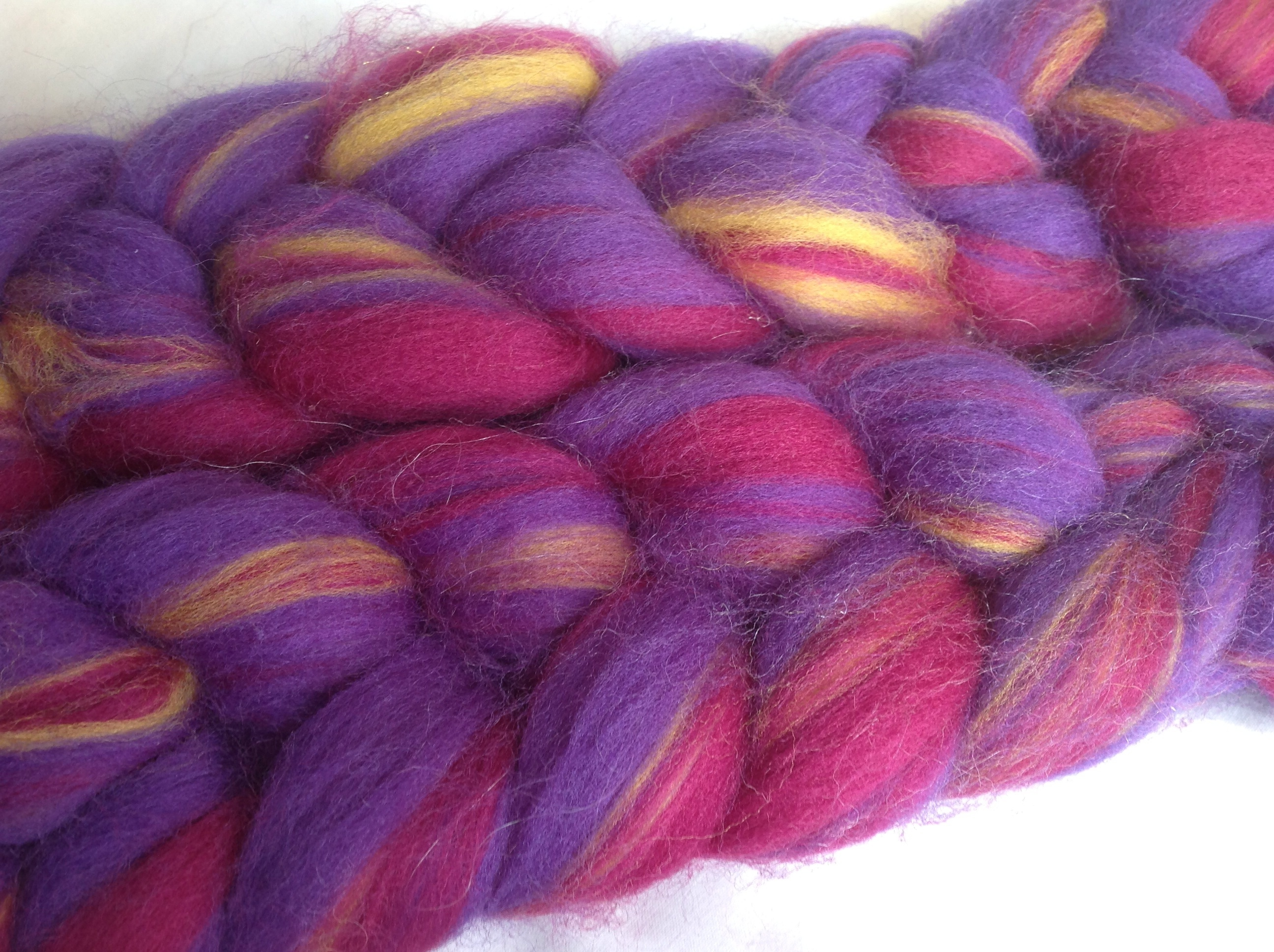 2 oz. Superwash Roving, $4.75