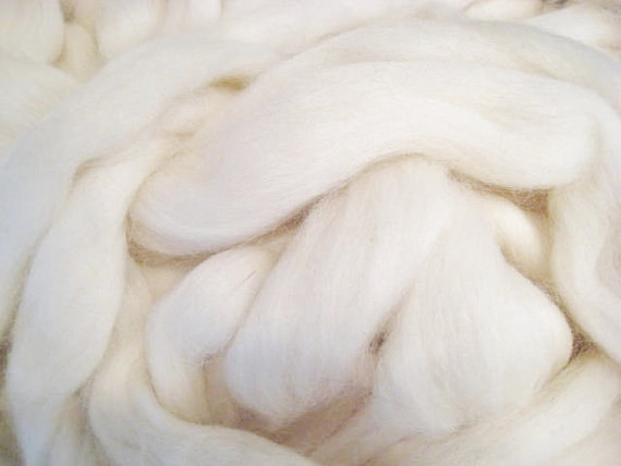 1 lb. Soft Wool Roving,  $16.95