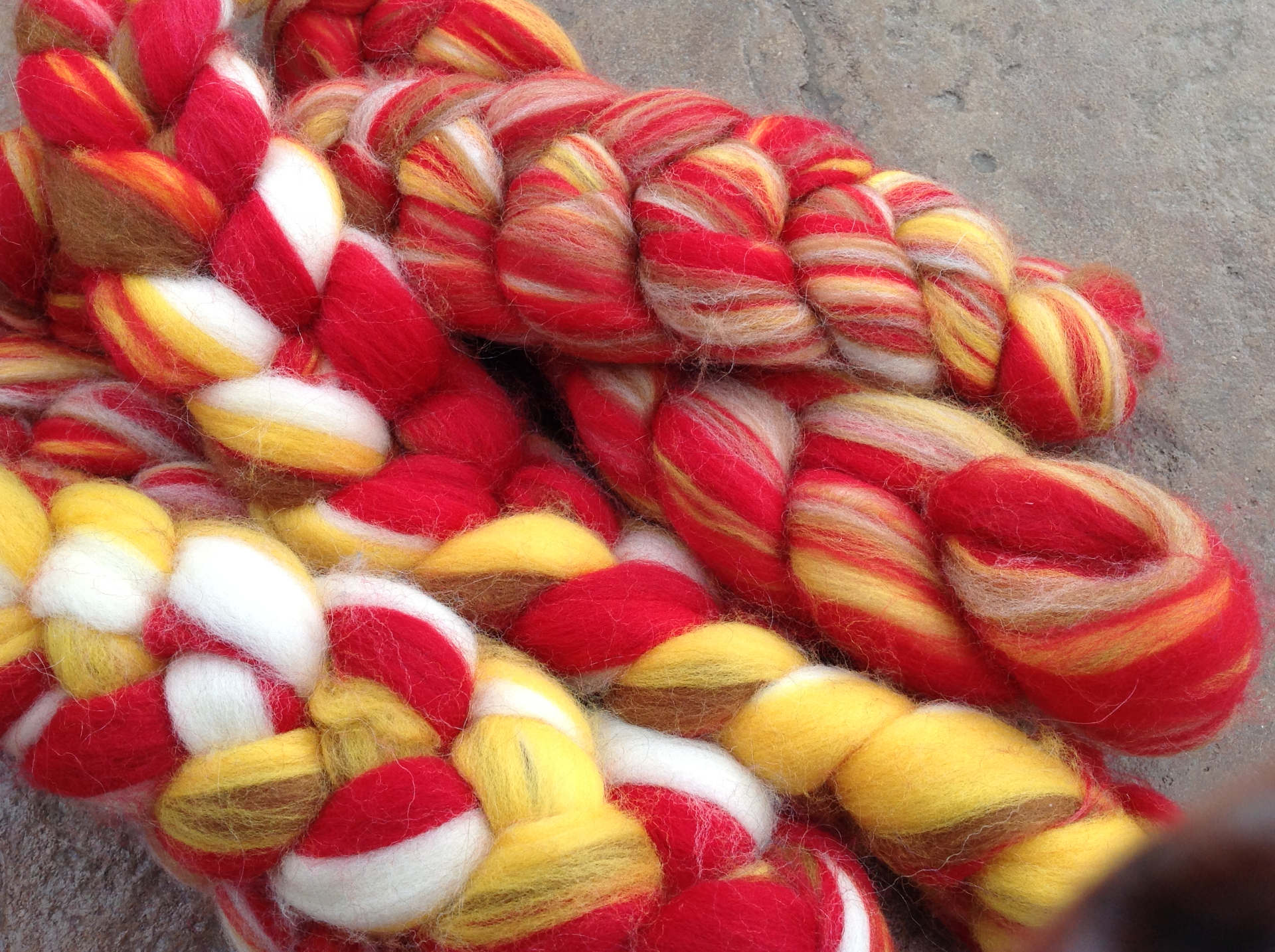 2 oz. Superwash Roving $4.75