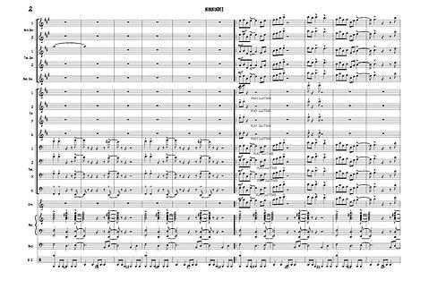 Jazz Ensemble - NARRANDRA