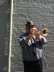 Brass player Rod Herbert. rodherbertbigsoundmusic.com