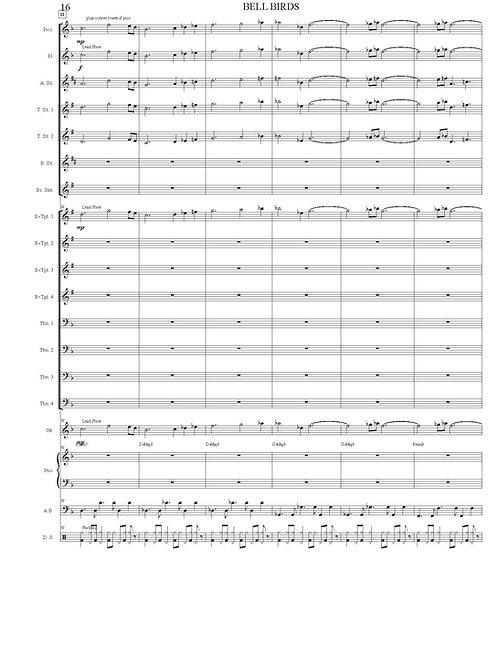 Jazz Ensemble - Bellbirds