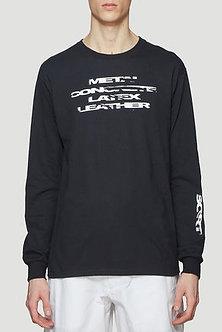 Metal Concrete Latex Leather: LONDON T-shirt
