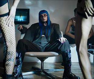 Ashnikko Special music video