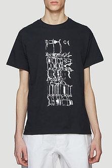 Metal Concrete Latex Leather: BERLIN T-shirt