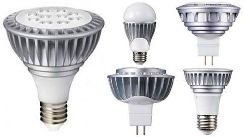 Trocando suas lâmpadas por LED