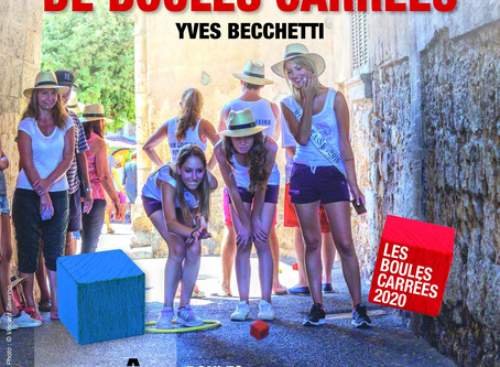 HÂTE DE VOUS RETROUVER CETTE ANNEE POUR LE MONDIAL PARFUME DE BOULES CARREES !