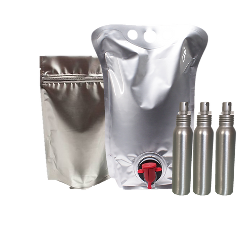 SCENTIPACK N°1 | Pack parfum d'Ambiance à pulvériser + aspirateur