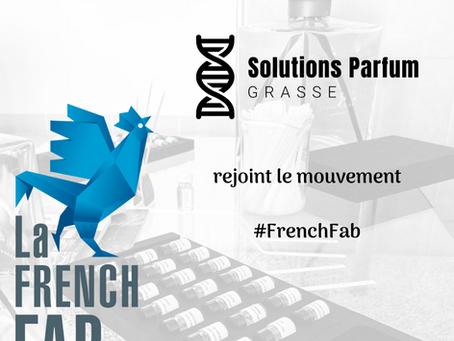 SOLUTIONS PARFUM rejoint le mouvement #FrenchFab