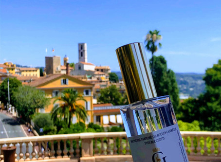 #Grasse, sa traditionnelle #FeteduJasmin et le Mondial Parfumé de #BoulesCarrées