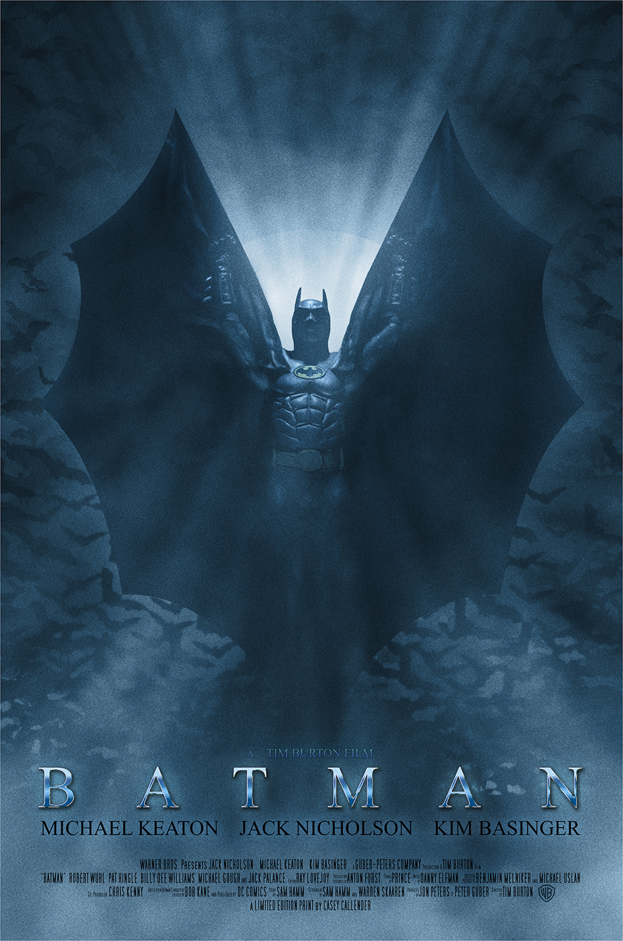 """Batman"" W/Credit Block"