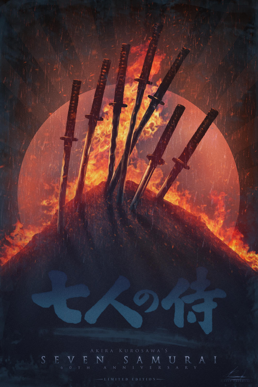 Seven Samurai - 60th Anniversary