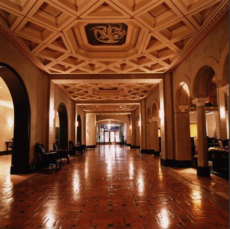 Roosevelt Hotel Lobby Plaster & FF 2