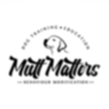 Mutt Matters Dog Training Singapore