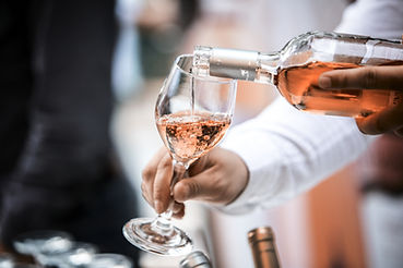 Reception Drink, crisp summer rose wine, chilled wine, chilled rose, provence style rose, majestic wines, pour me another, local wine delivery, great wine deals, online wine retailer