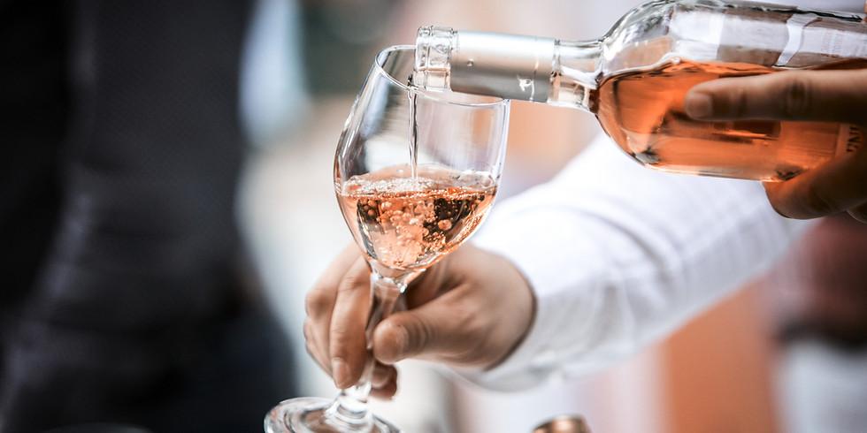 Online wine tasting - Session 9 - Rosé wines