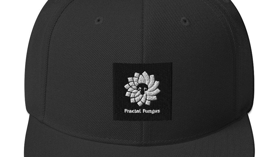 Fractal Fungus Logo Snapback Hat