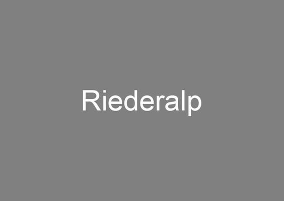 Riederalp