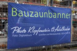 Bauzaunbanner
