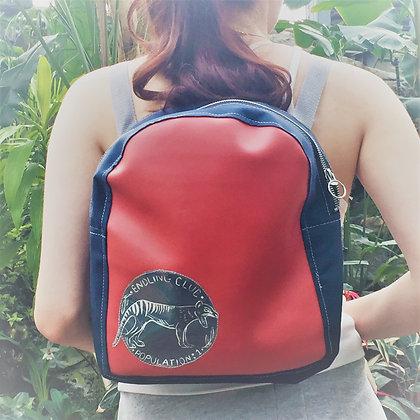 Vinyl Mini Backpacks- Endling Club