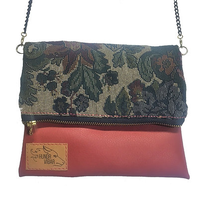TAPESTRY CLUTCH- Floral