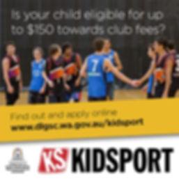 1 KidSport website image Is your child e