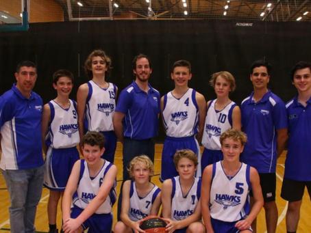 Hawks win spot at basketball nationals