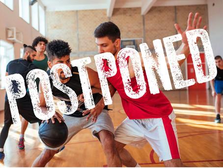 Season Start Postponed