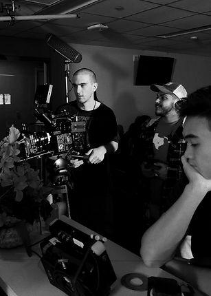 Ben shooting luisas movie.jpg