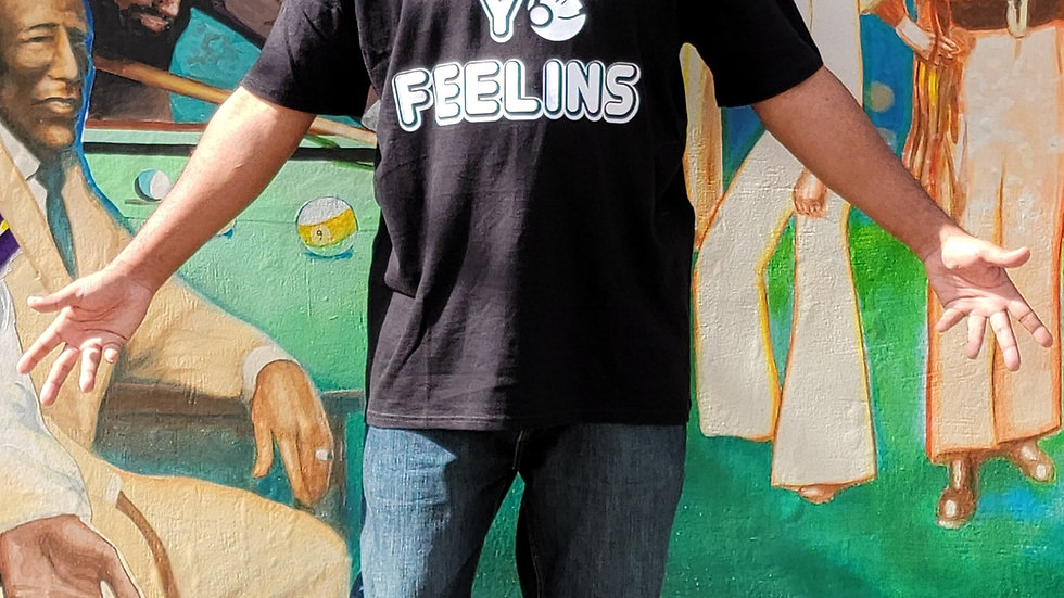 Funk Yo Feelins Unisex T-Shirt