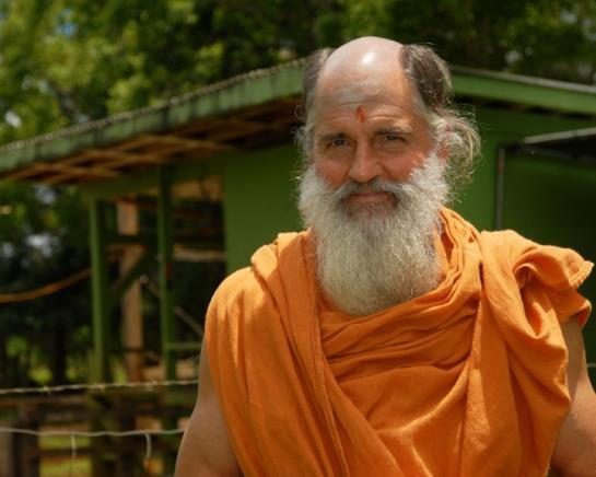 Meditation Guru: Muni Natarajan (formerly Natarajnathaswami).