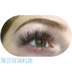 Green Volume Lashes