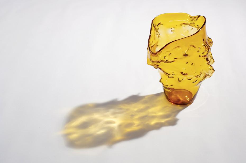 Golden Illuminated Corolla