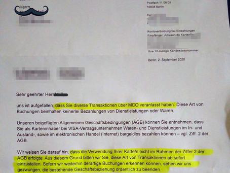 Berliner Landesbank untersagt ihren Kunden den Kauf von Cryptowährungen
