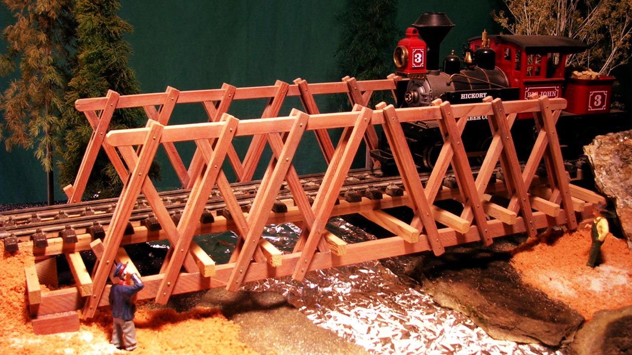 "-G-T 26""Compression Deck Bridge"