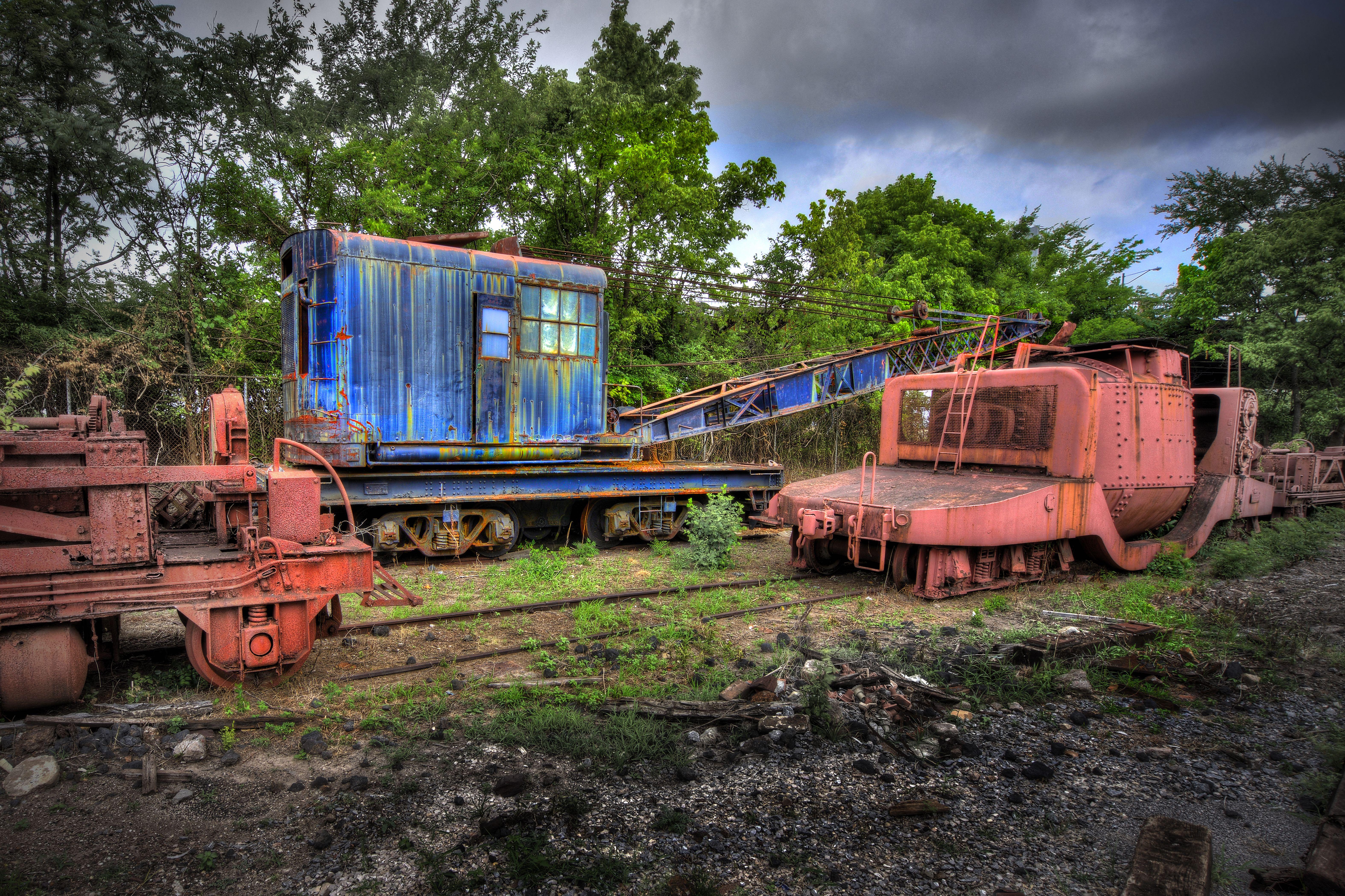 -Sloss Rail Cars